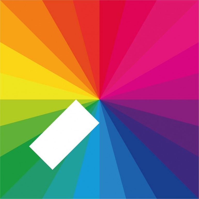 Jamie XX - In Colours - Cover