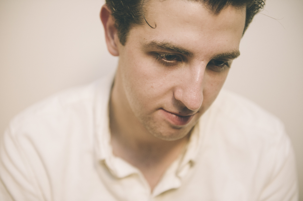 Jamie XX - Photo by Tom Spray