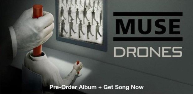 Muse - Drones - Teaser Image