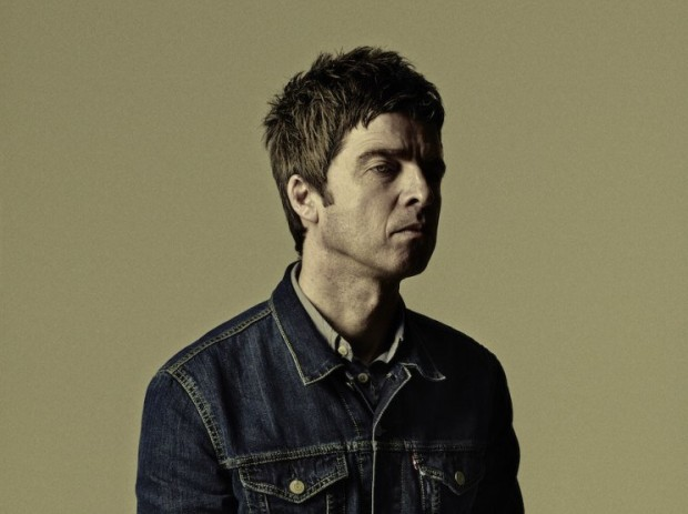 Noel Gallagher - Photo by Nadav Kander