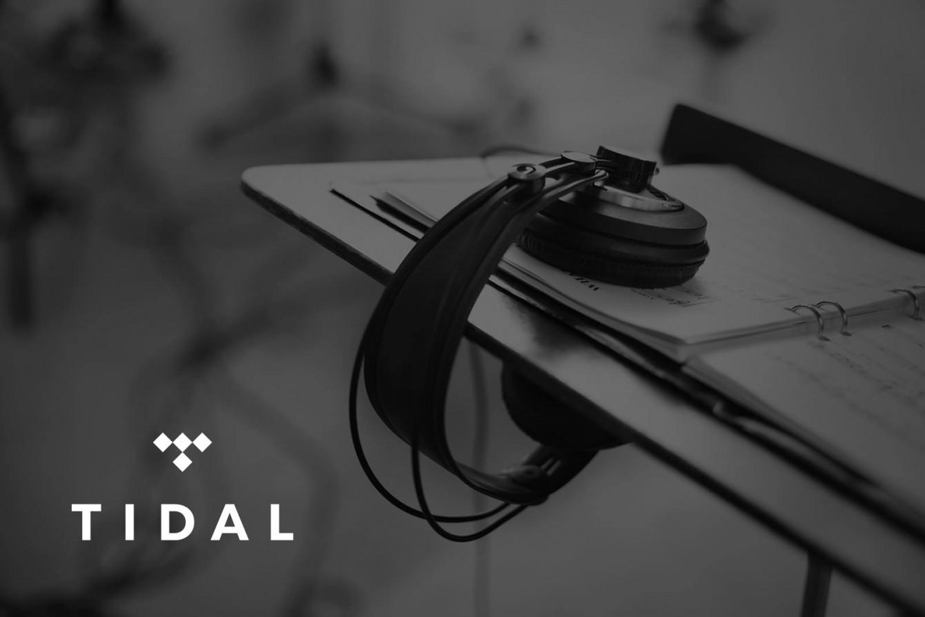 Tidal Logo - Big