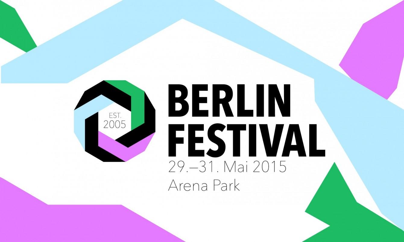 Berlin Festival 2015 - Logo