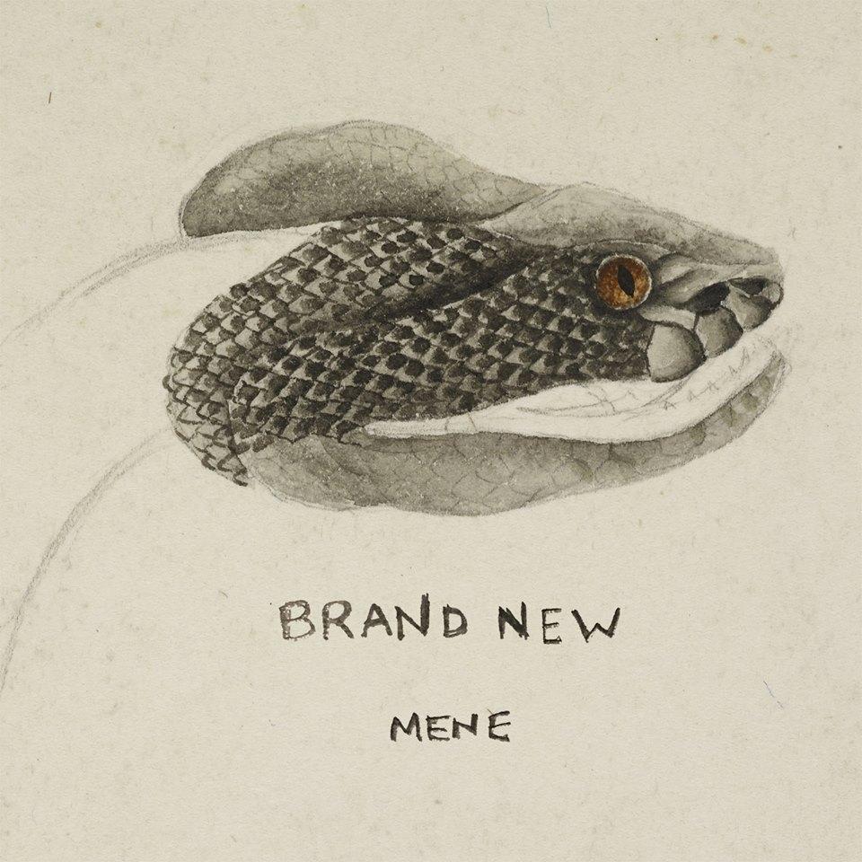 Brand New - Mene - Artwork