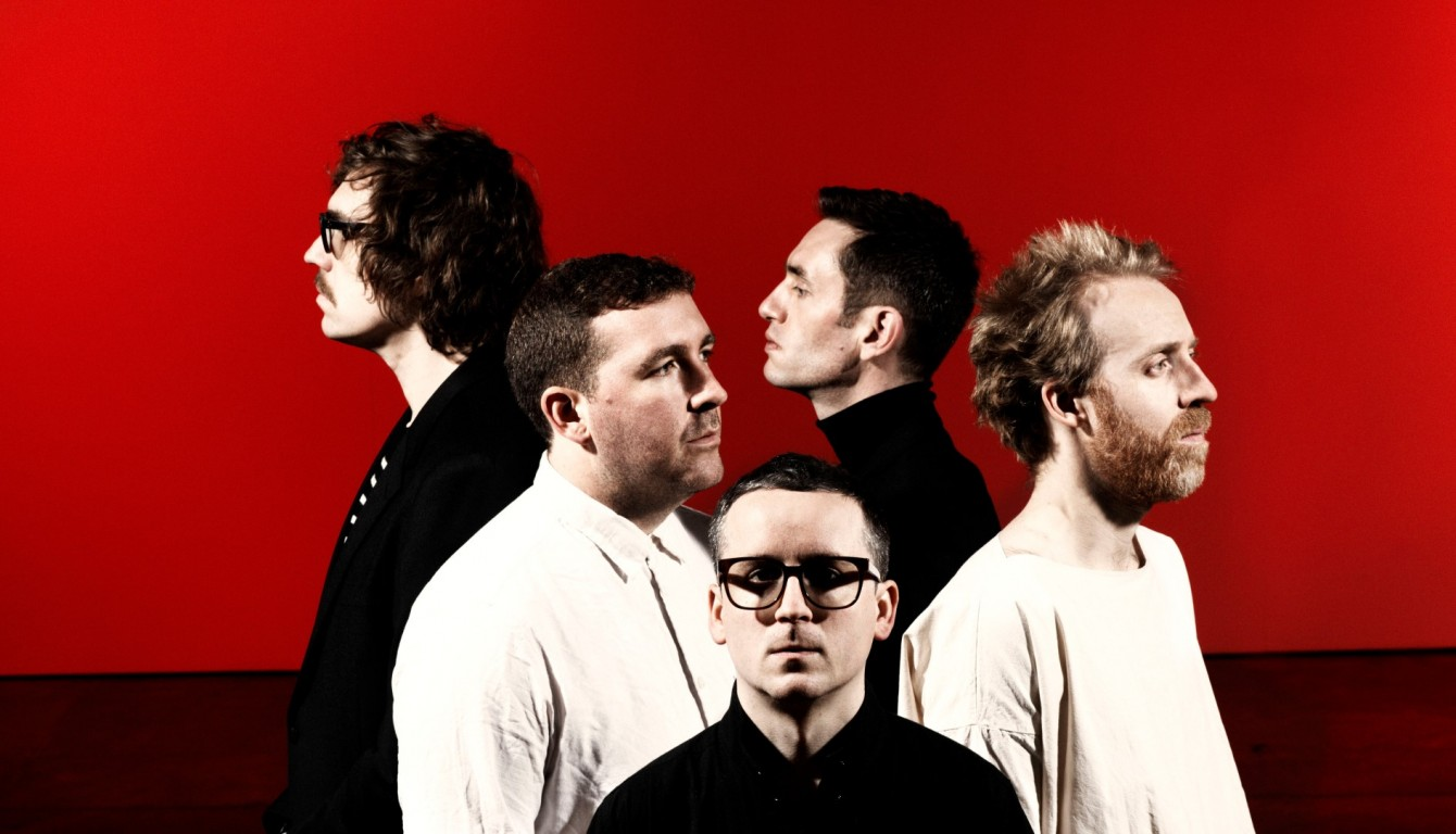 Hot Chip - Photo by Steve Gullick