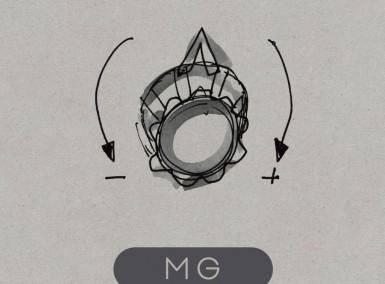 Martin Gore - MG - Artwork