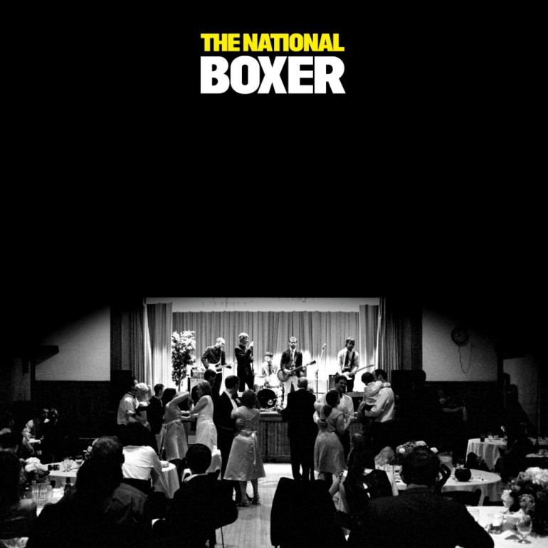 The National - Boxer- Album Artwork