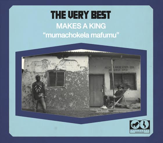 The Very Best - Makes A King - Artwork