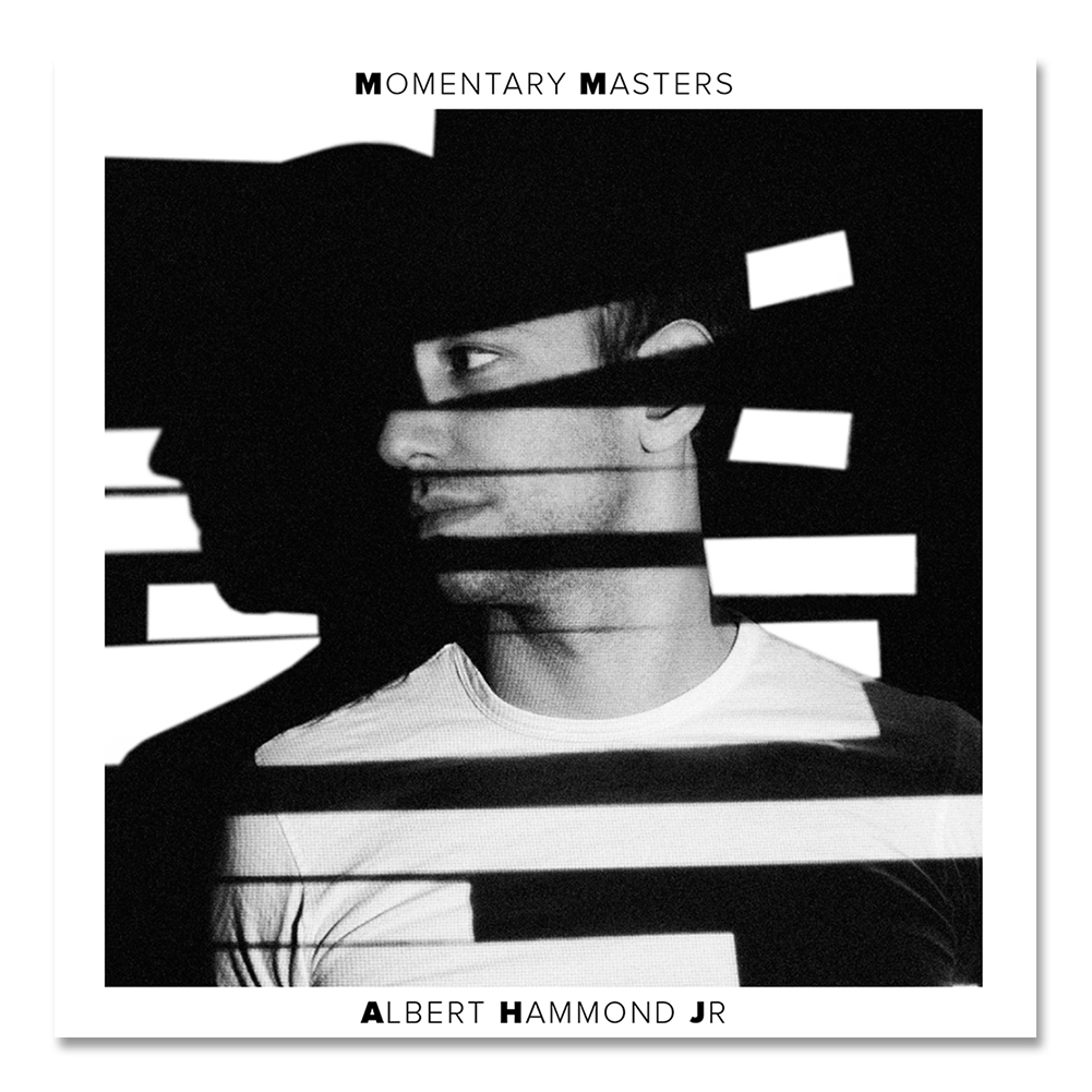 Albert Hammond Jr - Momentary Masters - Artwork