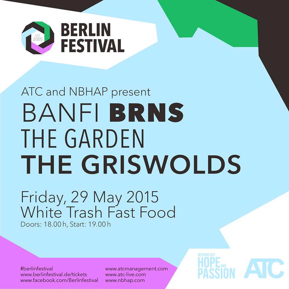 Berlin Festival - ATC and NBHAP present