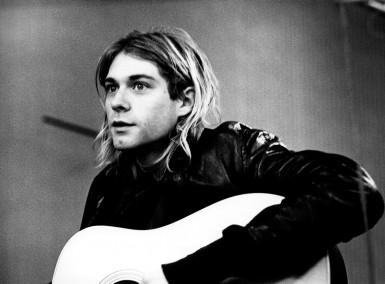 Kurt Cobain - Photo by Michel Linssen_Redferns