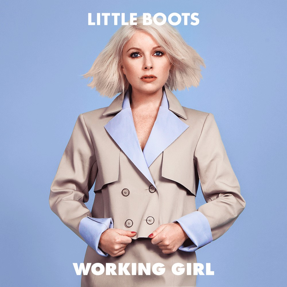 Little Boots - Working Gril - Artwork