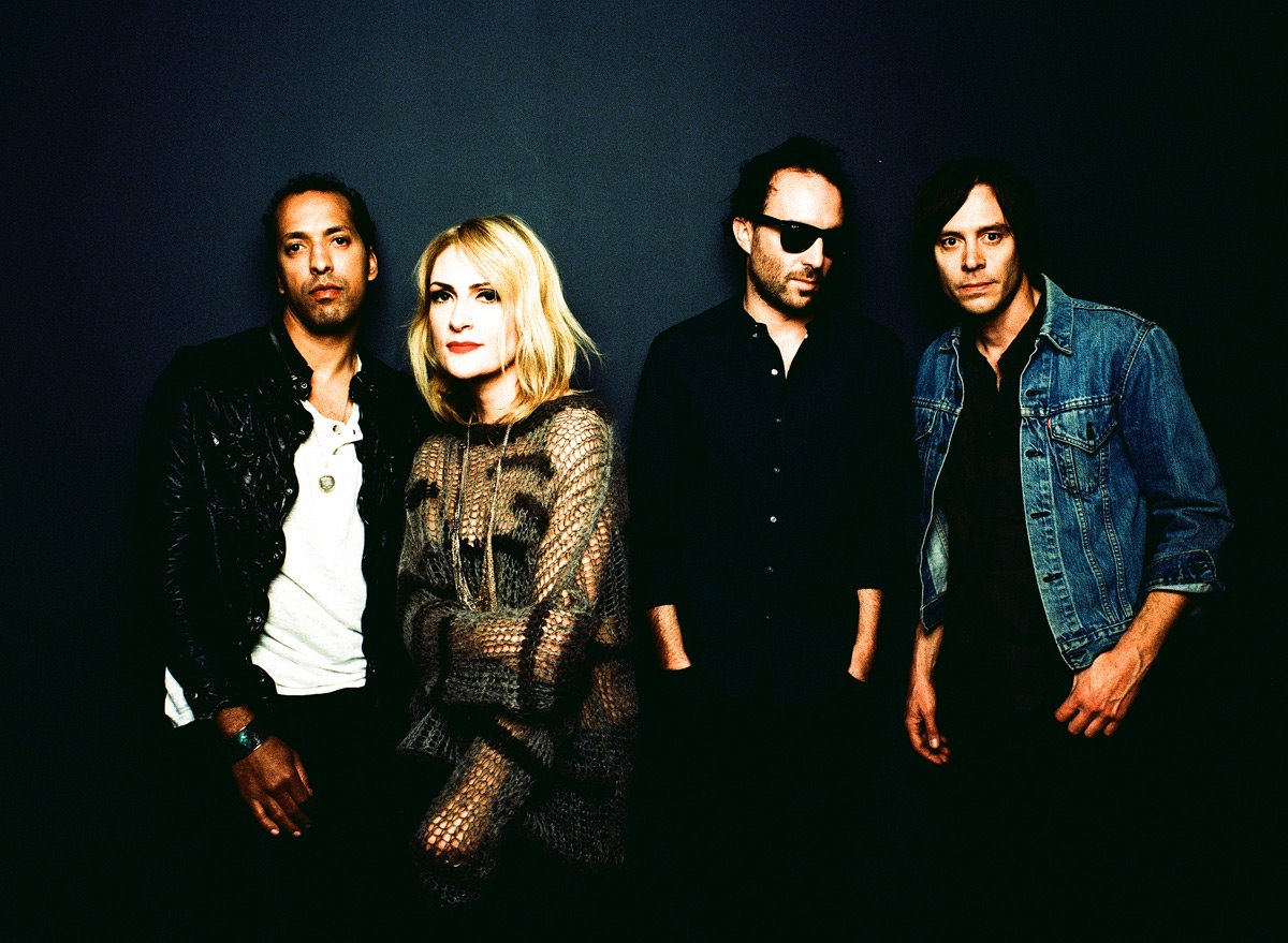 Metric - Photo by Brantley Gutierrez