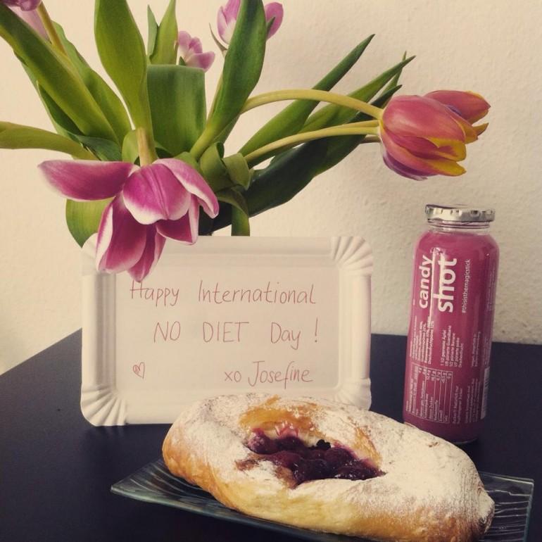 No Diet Day 2 - By Josefine Vorwerk