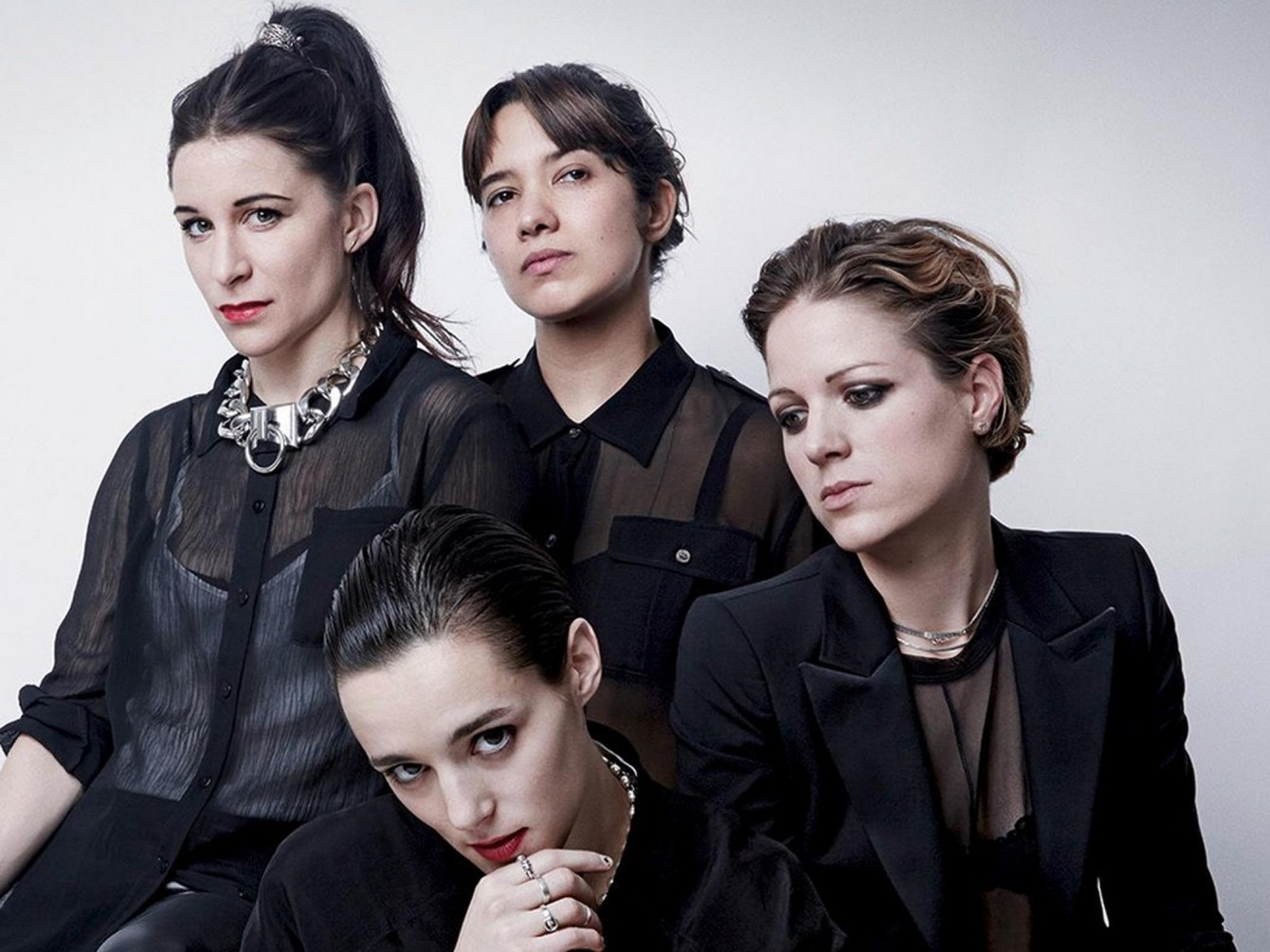 Savages - 2015 - photo by Tom Hines_2