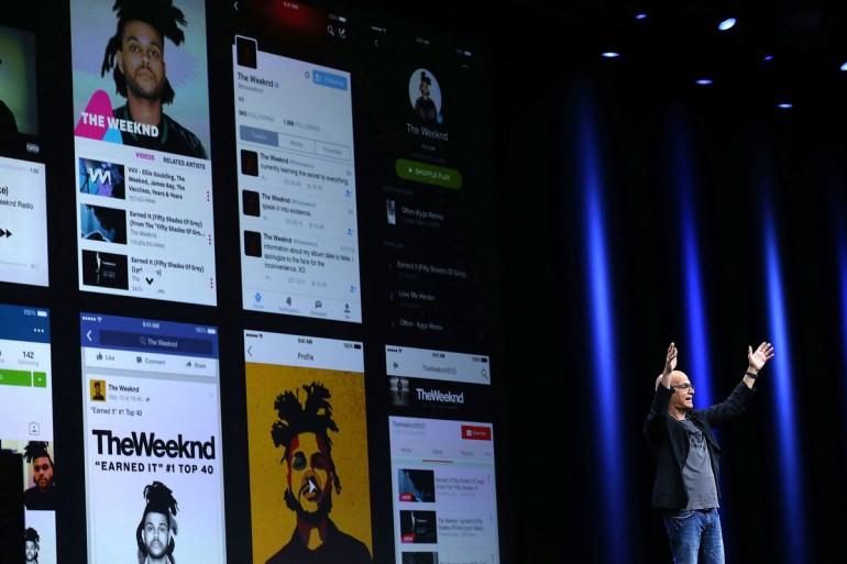 Apple Music - Photo by Justin Sullivan