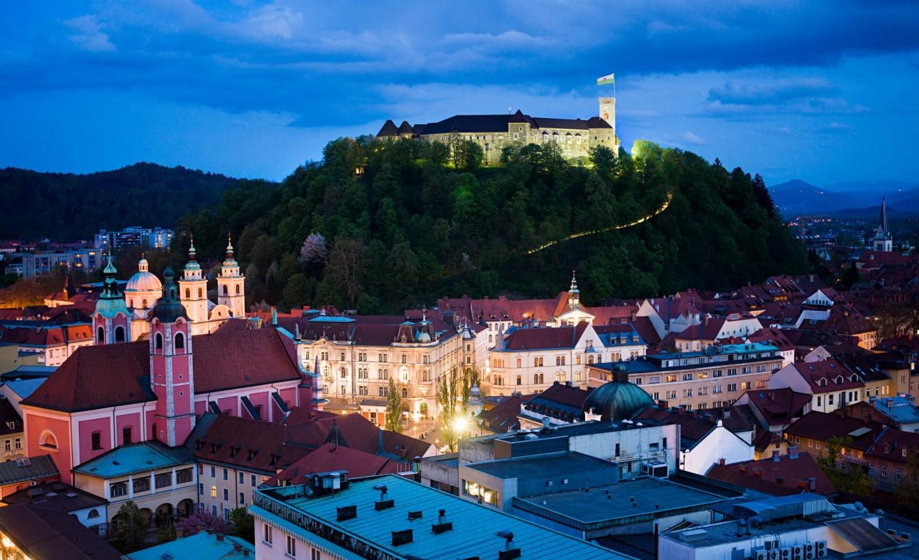 Flow Festival - Ljubljana - City
