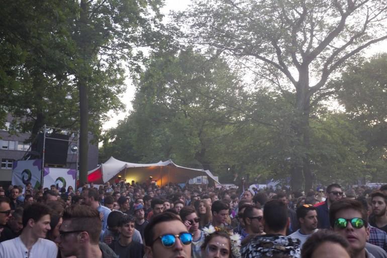 NBHAP - Berlin Festival 2015 - Elektrowiese - Alicia Reuter