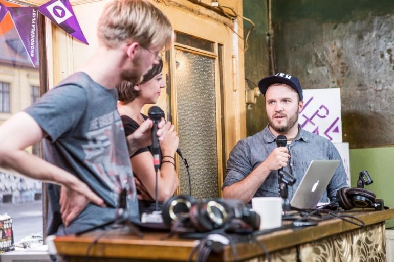 NBHAP - Berlin Festival 2015 - Nordic Playlist