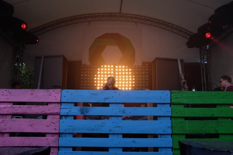 NBHAP - Berlin Festival 2015 - Richie Hawtin - Alicia Reuter