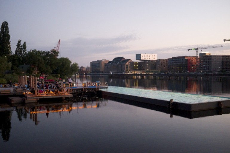 NBHAP - Berlin Festival 2015 - Sunrise - Alicia Reuter