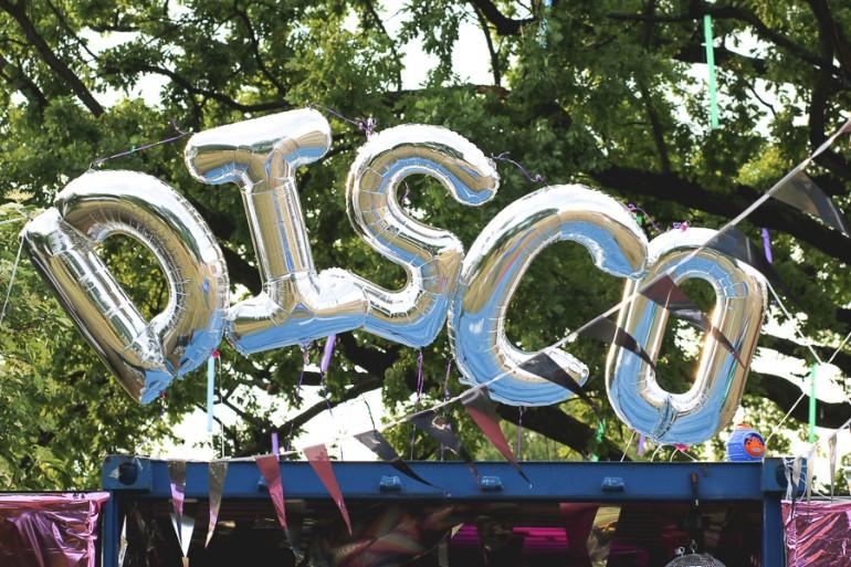 NBHAP - Disco-Balloons - Berlin Festival 2015 - Natalie Mayroth