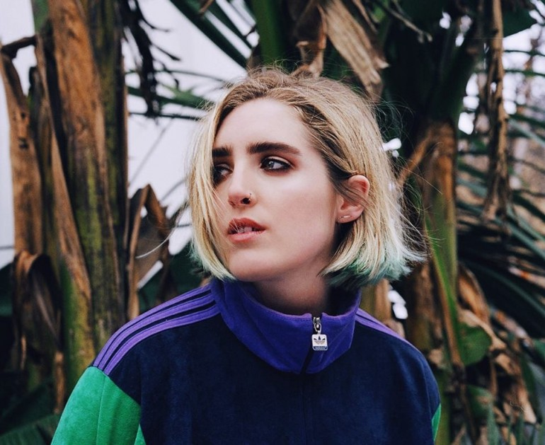 Shura - 2015 - Photo by Hollie Fernando