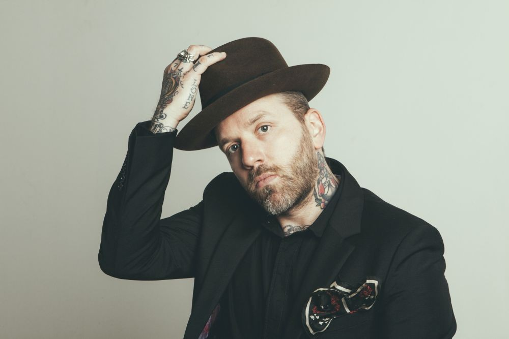 City and Colour - Photo by Alysse Gafkjen