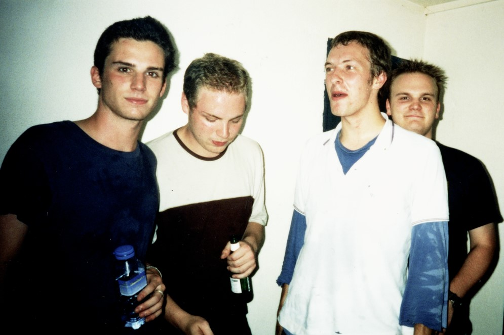 Coldplay - Early Days
