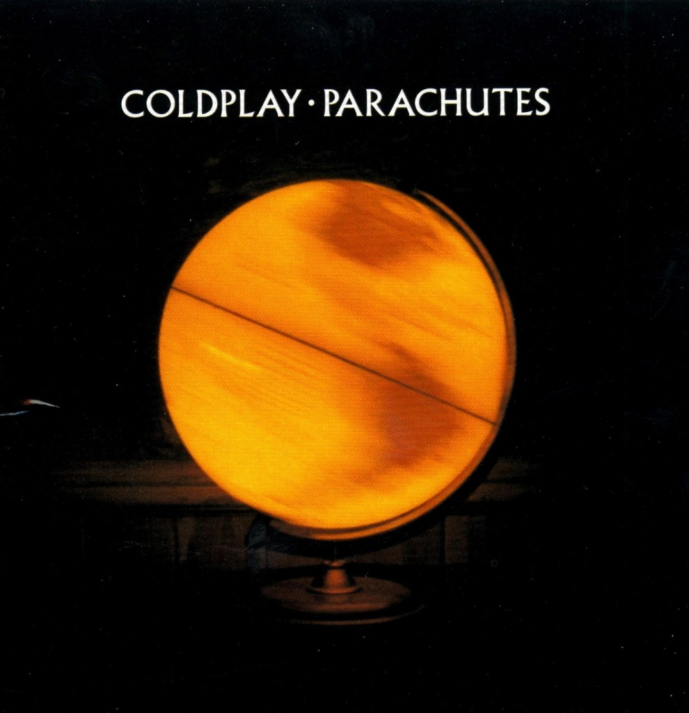 Coldplay - Parachutes . Cover