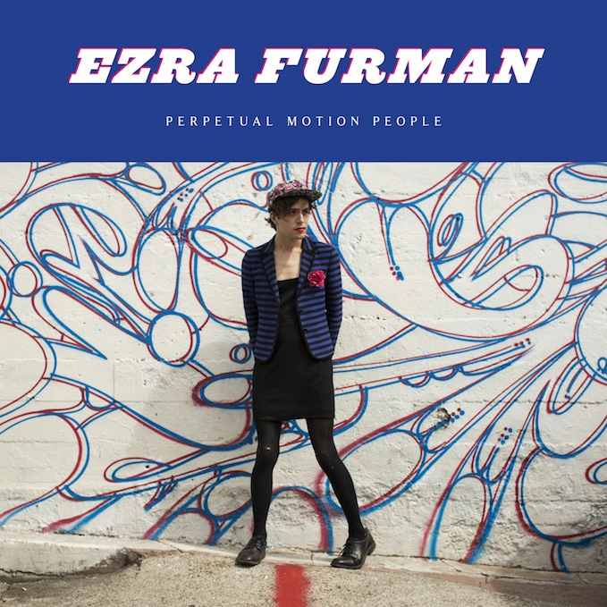 Ezra Furman - Perpetual Motion People - Artwork