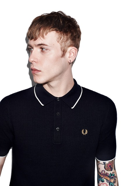 Fred Perry x Marshall 3