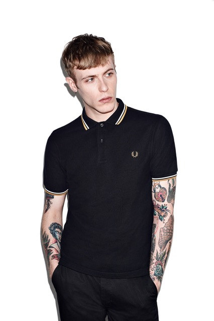 Fred Perry x Marshall 5