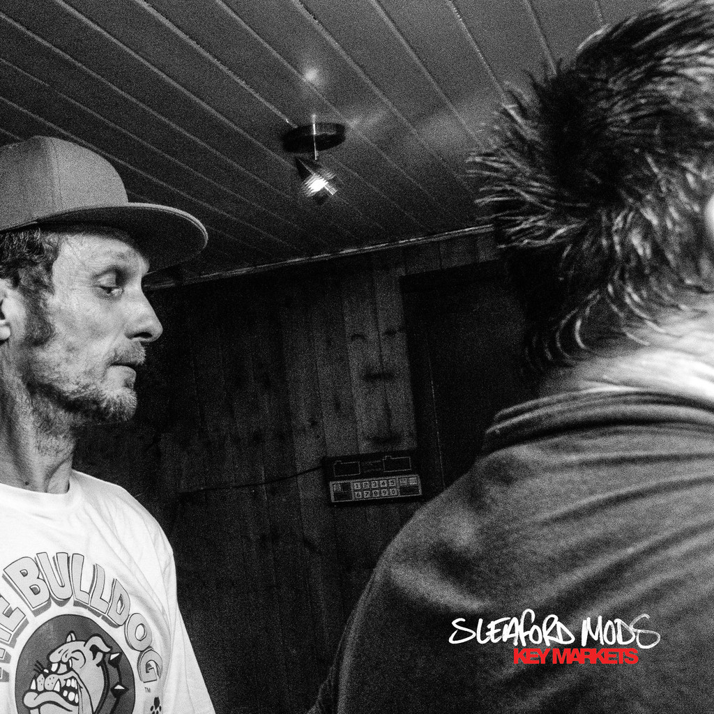 Sleaford Mods - 2015 - cover