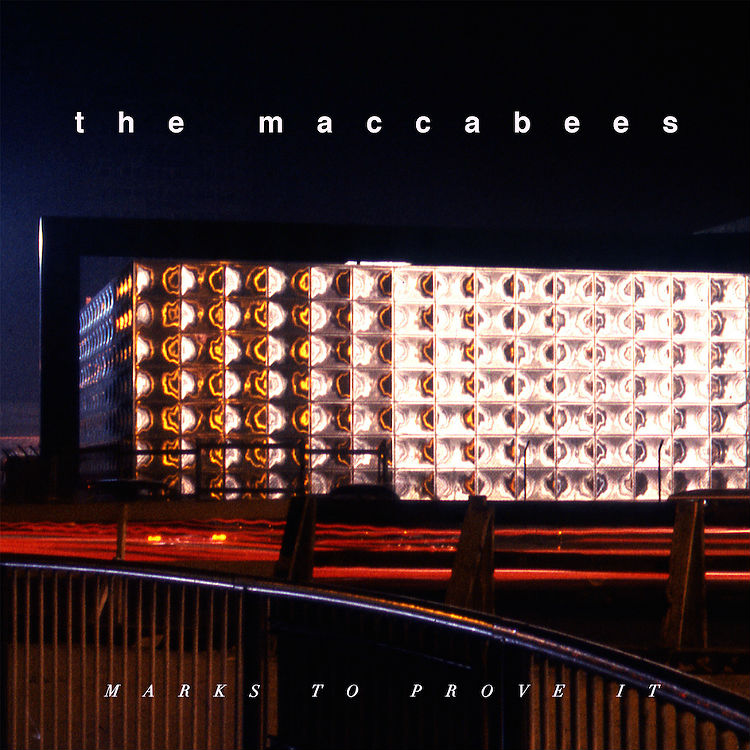 The Maccabees - Marks To Prove It - Album