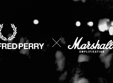 Fred Perry x Marshall 1