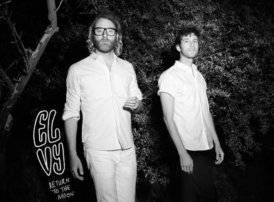 El VY - Return to the Moon - Artwork