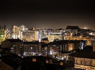 Leeds Skyline - Photo by Stephen R Melling
