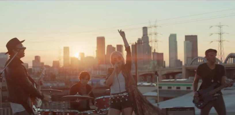 Metric - The Shade - Video