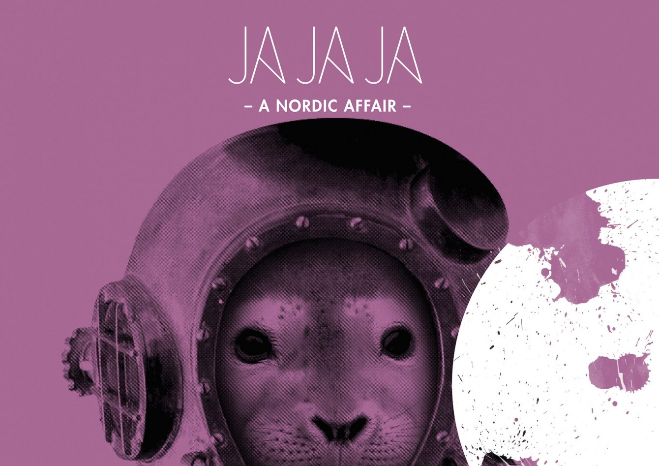 Ja Ja Ja - October - Featured