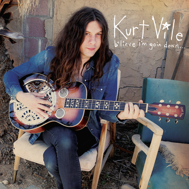 Kurt Vile - Blieve Im Going Down