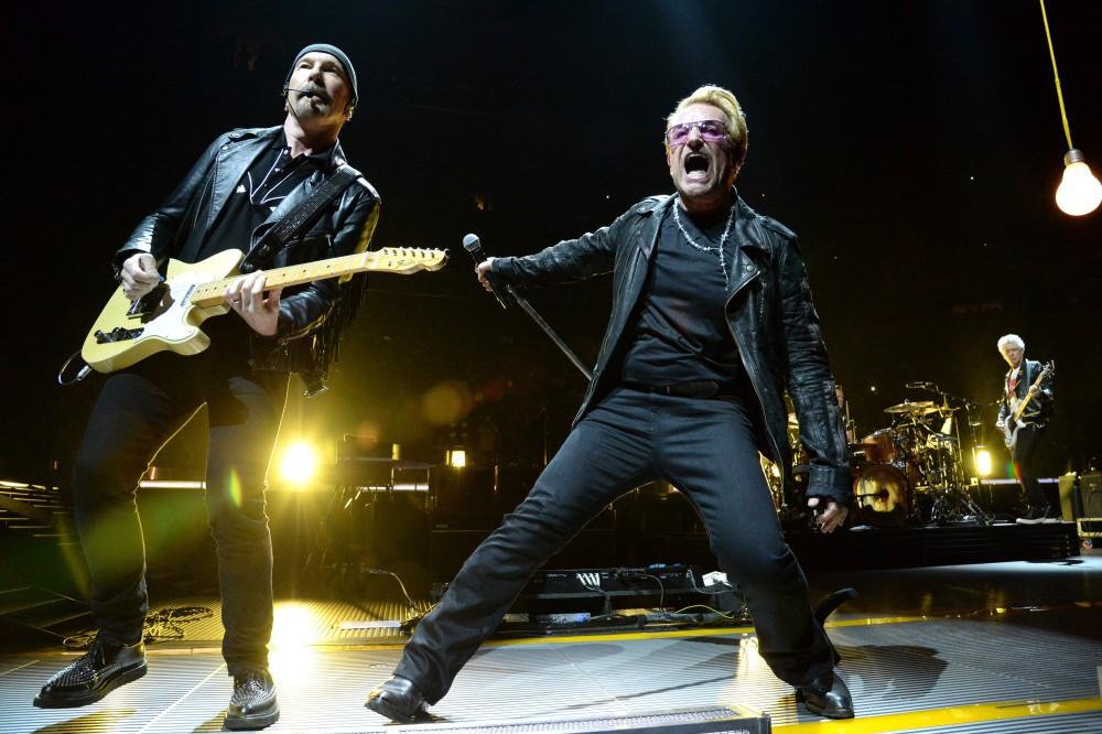 U2 - Live 2 - Kevin Mazur