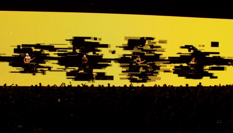 U2 - Live - Kevin Mazur
