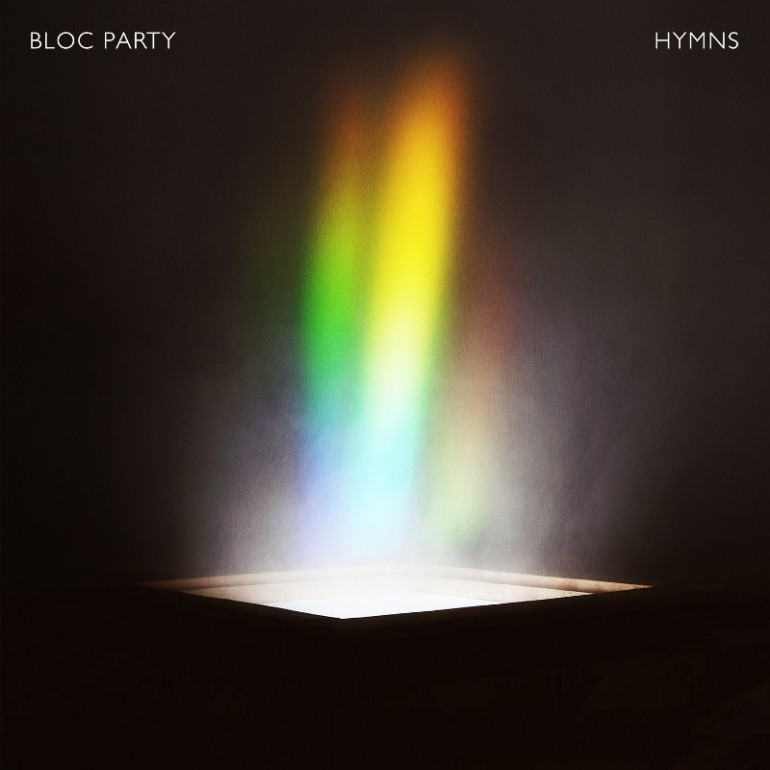 Bloc Party - Hymns - Artwork