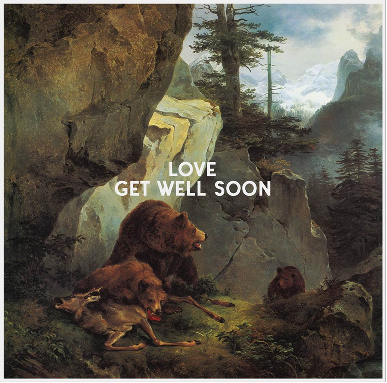 Get Well Soon - Love - Artwork