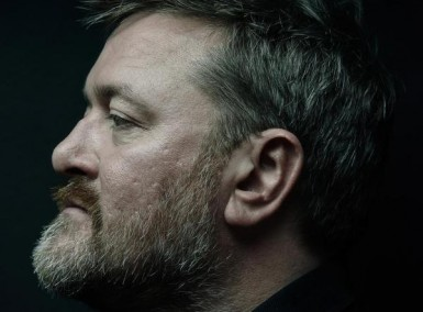 Guy Garvey - Courting The Squall - Artwork