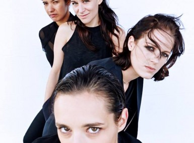 Savages - Photo by Colin Lane