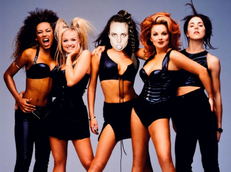 Spice Girls -MO