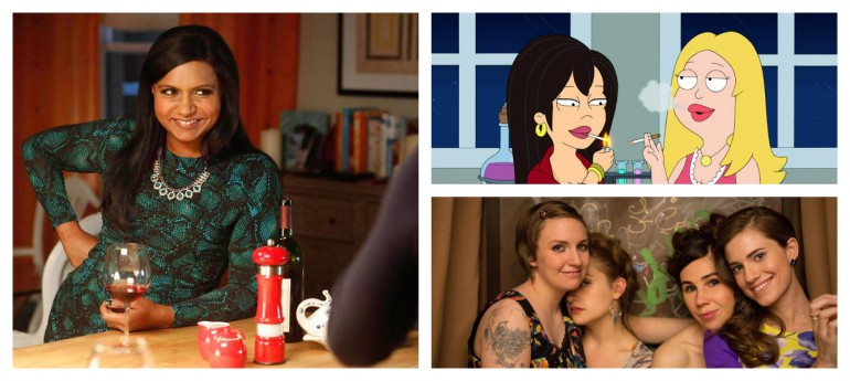 TV Characters Ladies Edition