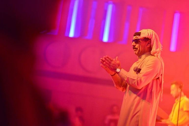 OMAR SOULEYMAN, live at Audio Invasion 2015