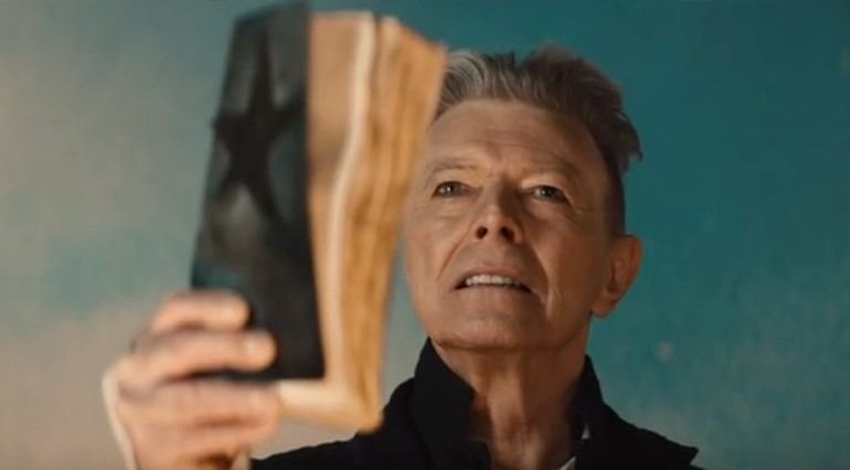 David Bowie - Blackstar - Video